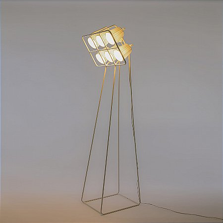 15582/Seletti/Multilamp-Floor-Lamp