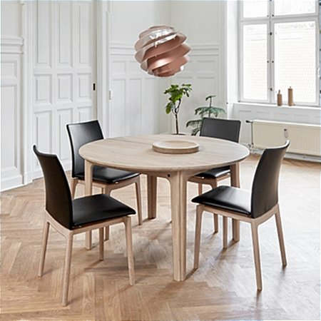 15674/Skovby/SM112-Extending-Dining-Table