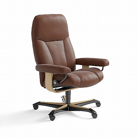 15772/Stressless/Consul-Office-Chair