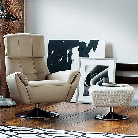 15937/Parker-Knoll/1703-Evolution-Swivel-Chair-with-Footstool
