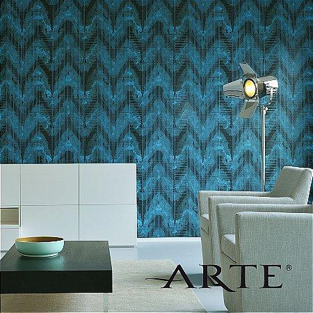 16664/Arte/Shibori-Azur-Wallcovering