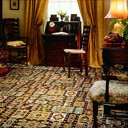7585/Axminster-Carpets/Axminster-Patterns-Torbay-Panel-Persian-Red-Carpet
