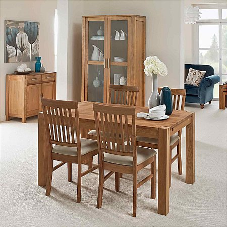 8019/Vale-Furnishers/Vale-Oak-Small-Extendable-Table-with-Fabric-Chairs