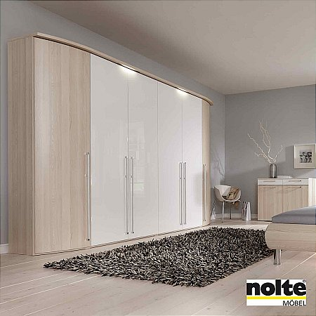 Nolte columbus modular system vale furnishers - Modular bedroom furniture systems ...