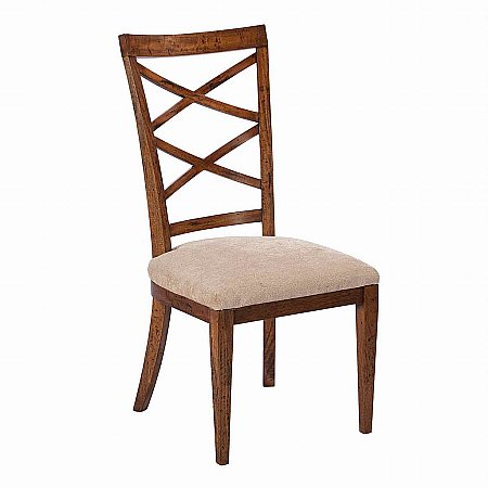 8496/Vale-Furnishers/Lyme-Bay-Biedermeier-Dining-Chair