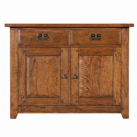 8498/Vale-Furnishers/Lyme-Bay-Narrow-Sideboard