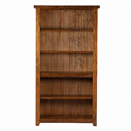 8501/Vale-Furnishers/Lyme-Bay-Tall-Open-Bookcase