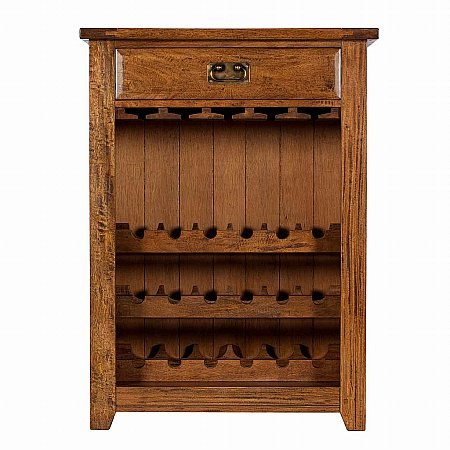 8502/Vale-Furnishers/Lyme-Bay-Wine-Cabinet