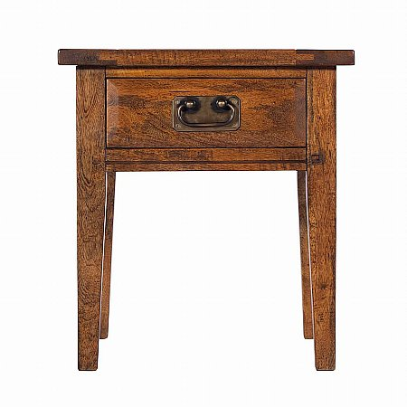 8505/Vale-Furnishers/Lyme-Bay-Lamp-Table
