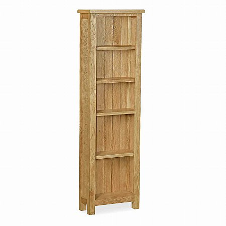 8599/Vale-Furnishers/Godalming-Slim-Bookcase