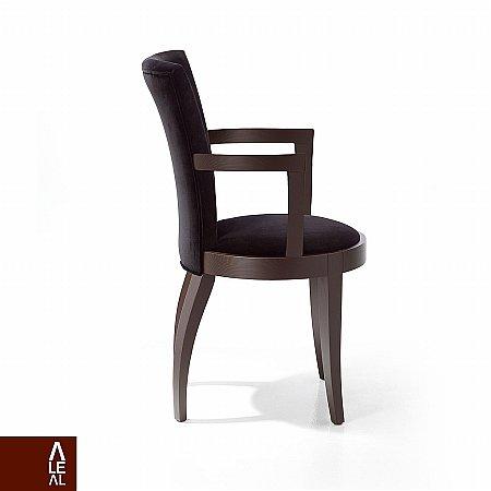 8773/Aleal/Metropolis-Luxor-Round-Back-Armchair