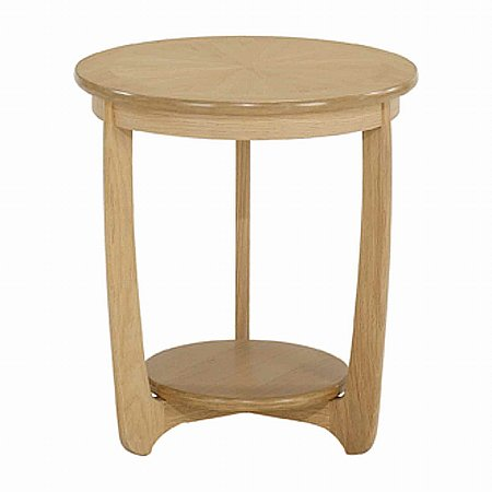8980/Nathan/Shades-in-Oak-Sunburst-Top-Round-Lamp-Table