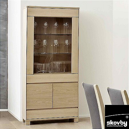 9271/Skovby/SM312-Display-Cabinet