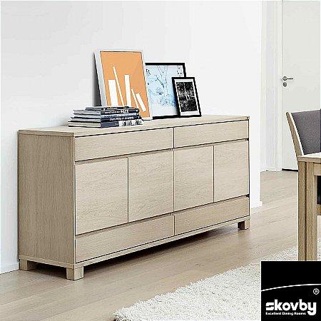 9272/Skovby/SM314-Sideboard