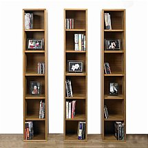 Beaver and Tapley - Teak Bookcases