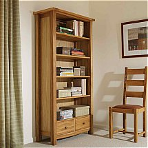 Vale Furnishers - Bordeaux Bookcase