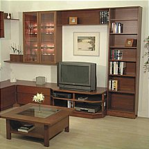 Beaver and Tapley - Tapley 33 Cherry Wall Unit