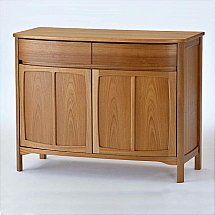 Nathan - Teak Collection Shades Two Door Sideboard