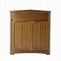 Nathan - Teak Collection Shades Corner Base Unit
