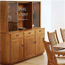 Ercol - Windsor Display Cabinets