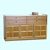 Nathan - Teak Collection Classic Buffet Sideboard