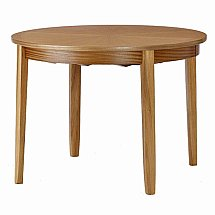 Nathan - Teak Collection Shades Sunburst Extending Dining Table