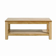 Vale Furnishers - Truro Low Coffee Table