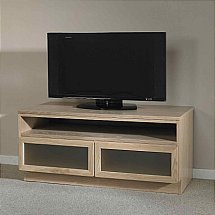 Beaver and Tapley - Tapley 33 Light Oak TV Unit