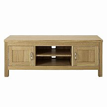 Vale Furnishers - Truro Widescreen TV Unit