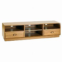 Ercol - Windsor Media Cabinet
