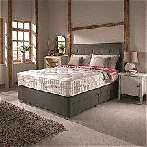 Harrison Beds - Pure Performance Maple 7750 Divan Set