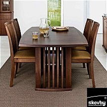 Skovby - SM19 Extending Dining Table
