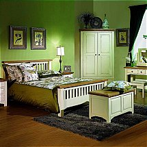 Vale Furnishers - Bedrooms - Chateaux Bedroom Range