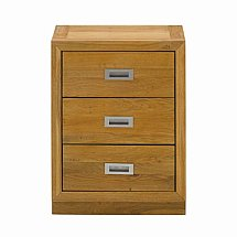 Vale Furnishers - Bedrooms - Juno Bedside Chest