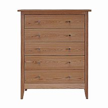 Vale Furnishers - Tonino Four Drawer Chest