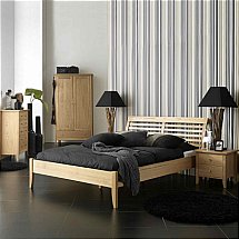 Vale Furnishers - Tonino Bedroom Collection