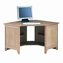 Vale Furnishers - Cirrus Office Corner Desk