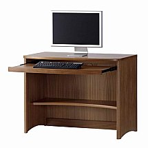 Nathan - Teak Collection Editions Open Workstation Desk