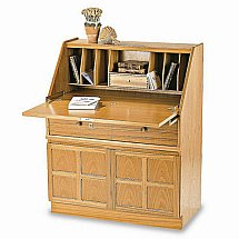 Nathan - Teak Collection Classic Bureau