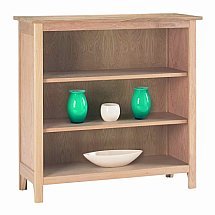 Vale Furnishers - Cirrus Low Bookcase