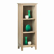 Vale Furnishers - Cirrus Double Shelf Storage Unit