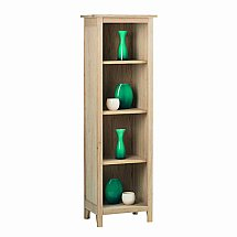 Vale Furnishers - Cirrus Triple Shelf Storage Unit
