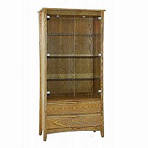 Ercol - Mantua Display Cabinet