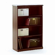Vale Furnishers - Molesey Medium Bookcase