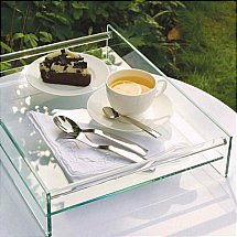 Vale Furnishers - Glass Tray