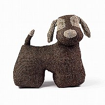 Dora Designs - Doorstop - Patchy the Choca Block Dog