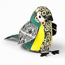 Dora Designs - Paperweight - Great Tit