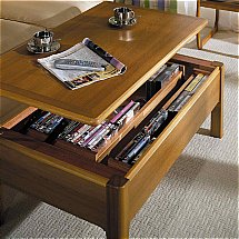 Nathan - Teak Collection Classic Supper Storage Table