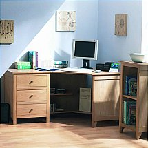 Vale Furnishers - Cirrus Home Office Range
