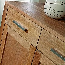 Vale Furnishers - Vale Oak Sideboards
